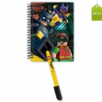 Mini Jurnal / Agenda cu spirala LEGO Batman